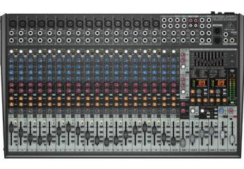 Behringer SX2442FX EURODESK Mixer - Mikser