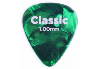 Planet Waves Classic Celluloid Green Pearl Heavy 1.0mm - 1 Adet - Pena