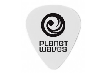 Planet Waves Classic Celluloid Set Beyaz - Heavy - 1CWH6-10 - 10 Adet - Pena Seti