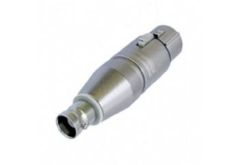Neutrik NA2FBNC - XLR (Dişi) - BNC socket