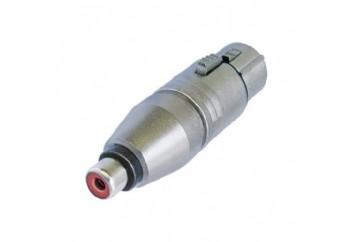 Neutrik NA2FPMF NA2FPMF - XLR (Dişi) - RCA (Dişi)