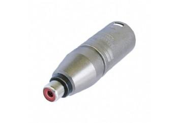 Neutrik NA2MPMF - XLR (Erkek) - RCA (Dişi)