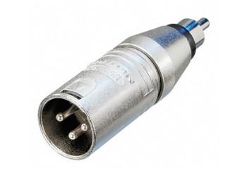 Neutrik NA2MPMM NA2MPMM - XLR (Erkek) - RCA (Erkek)