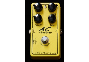 Xotic AC Booster - Booster/Overdrive Pedalı