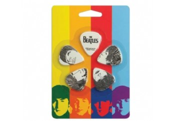 Planet Waves Beatles Picks - Albums Heavy - 1CWH6-10B1 - 10 Adet - Pena
