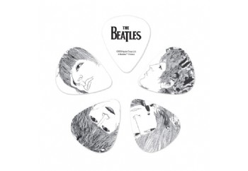 Planet Waves Beatles Picks - Albums Thin - 1CWH2-10B1 - 10 Adet - Pena