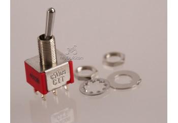 DiMarzio EP1106 - 2 yollu Switch