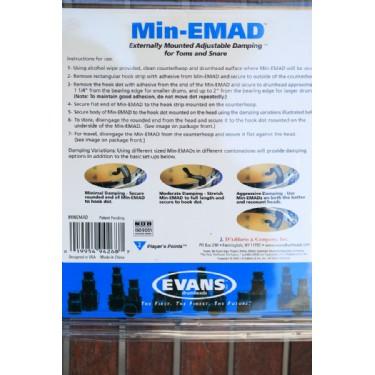 Evans Min-EMAD