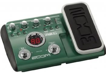 Zoom A2.1u Acoustic Guitar Multi-Effects Pedal - Akustik Gitar Prosesör