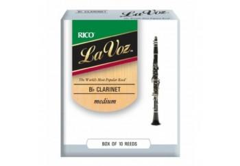 Rico Royal RCC La Voz Bb Clarinet Medium - Bb Klarnet Kamışı