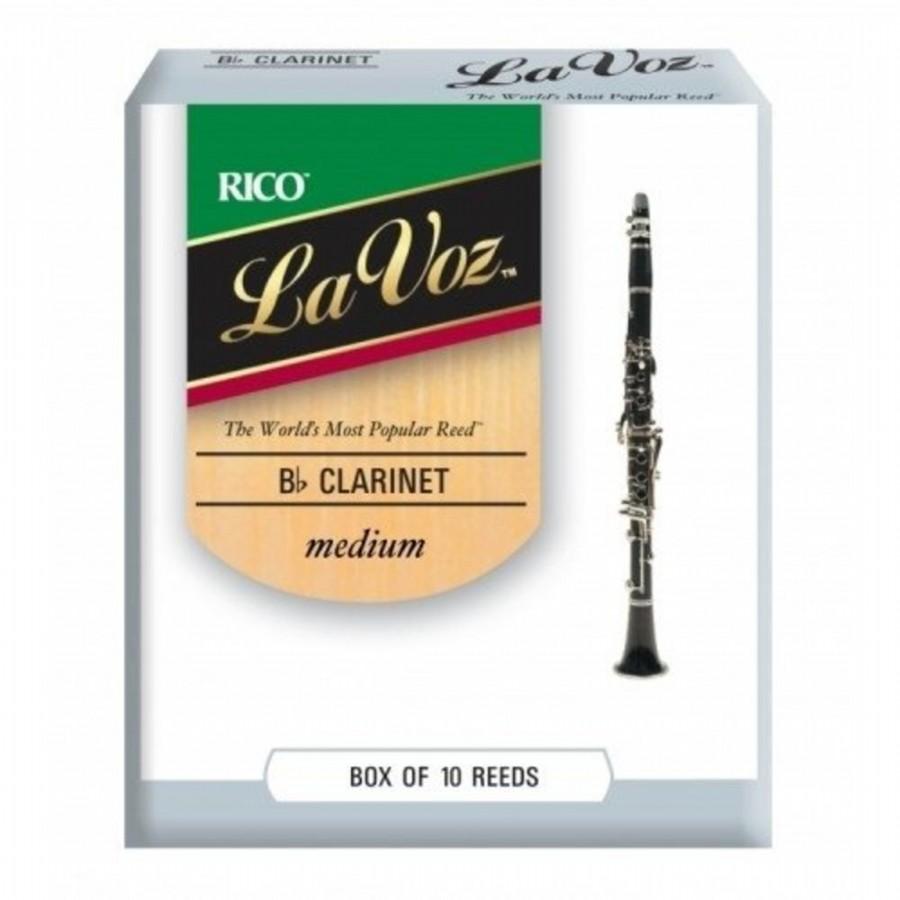 Rico Royal RCC La Voz Bb Clarinet