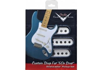 Fender Custom Shop Fat 50s Pickups - 3'lü Manyetik Seti