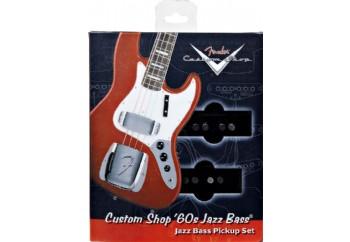 Fender Custom Shop Jazz Bass Pickups  - Manyetik Seti