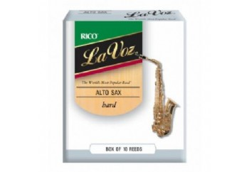 Rico Royal RJC La Voz Alto Saxophone Hard - Alto Saksofon Kamışı