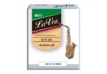 Rico Royal RJC La Voz Alto Saxophone Medium Soft - Alto Saksofon Kamışı