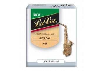 Rico Royal RJC La Voz Alto Saxophone Soft - Alto Saksofon Kamışı