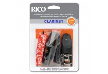 Rico Royal Smart Pak Starter Kit For Bb Clarinet RSMPAKBCL - Bb Klarnet Başlangıç Seti