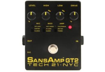 TECH 21 SansAmp GT2 - Simülatör