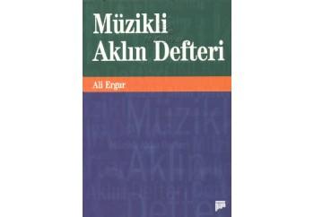 Müzikli Aklın Defteri Kitap - Ali Ergur
