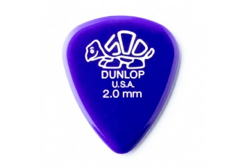 Jim Dunlop Delrin 500 Mor  2.0mm - 1 Adet - Pena