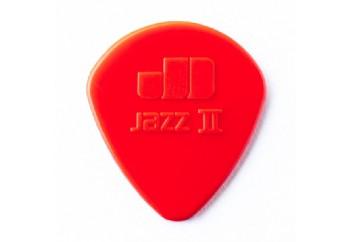 Jim Dunlop 47R Nylon Jazz I, II & III Jazz II Kırmızı - 1 Adet