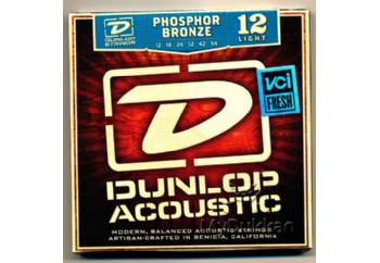 Jim Dunlop Ph. Bronze Light DAP1254 Takım Tel - Akustik Gitar Teli 012-054
