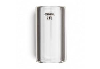 Jim Dunlop Glass Slide 218 - Medium Short
