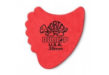 Jim Dunlop Tortex Fins 50 mm - Kırmızı - 1 Adet - Pena