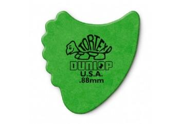 Jim Dunlop Tortex Fins 88 mm - Yeşil - 1 Adet