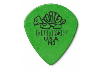 Jim Dunlop Tortex Jazz Pick M3 - Yeşil - 1 Adet