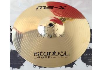 İstanbul Agop MSX Splash MSXSP10 - 10 inch - Splash