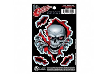 Planet Waves Peek-A-Boo Skulls GT77002  - Gitar Sticker