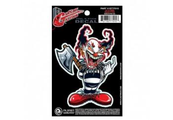 Planet Waves Ax Clown GT77015  - Gitar Sticker