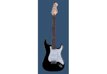 Crafter Cruiser ST120LG Electric Guitar Package Siyah - BK