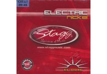 Stagg EL-0946 Takım Tel - Elektro Gitar Teli 009-046
