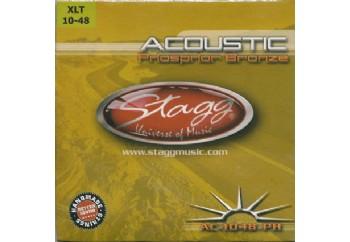 Stagg AC-1048-PH Takım Tel - Akustik Gitar Teli 010-048