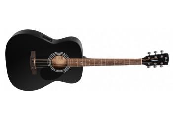Cort AF510E BKS - Elektro Akustik Gitar