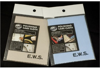 E.W.S. Polishing Care Cloth Plastik Aksamlar İçin - Aksam Cilalama Bezi