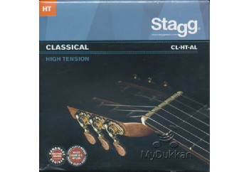 Stagg CL-HT-AL - High Tension Takım Tel - Klasik Gitar Teli