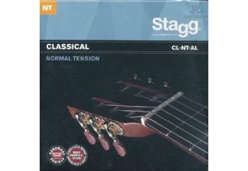 Stagg CL-NT-AL - Normal Tension Takım Tel - Klasik Gitar Teli