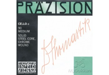 Thomastik Prazision Cello Strings A (La) - Tek Tel - Çello Teli