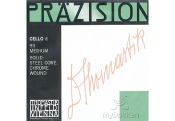 Thomastik Prazision Cello Strings D (Re) - Tek Tel