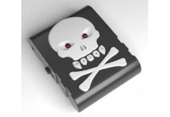 Cherub WST-711 Skull Tuner Siyah - Akort Aleti