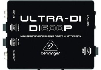 Behringer ULTRA-DI DI600P - Passive DI Box