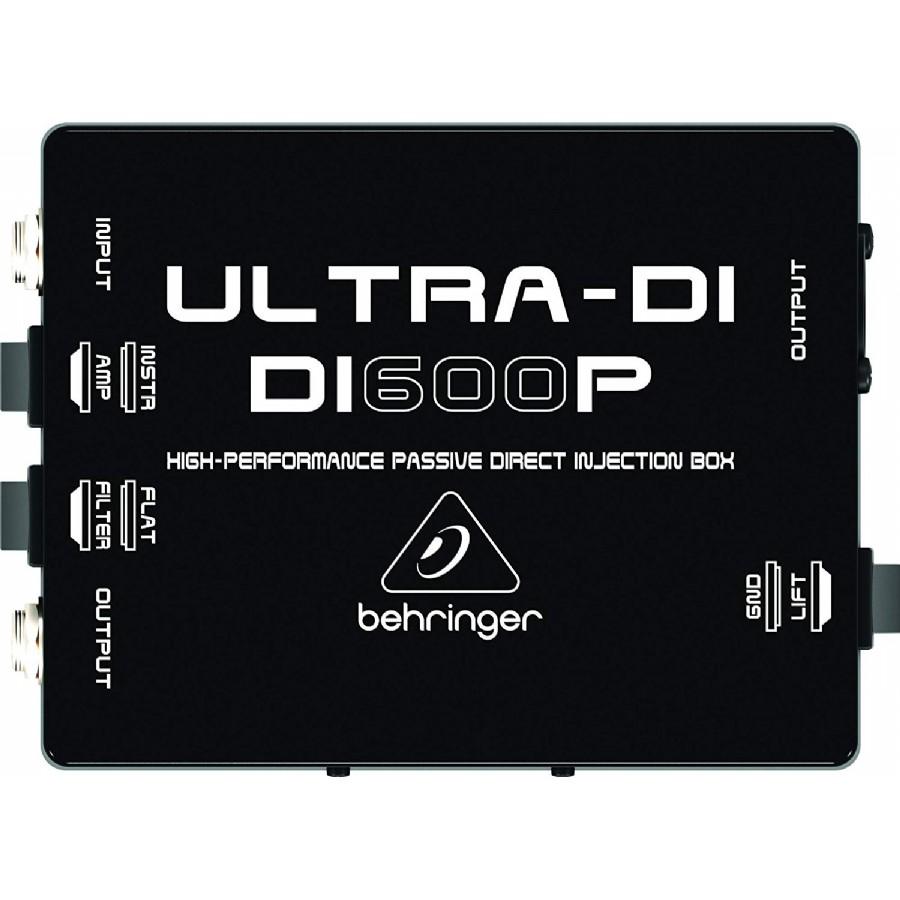 Behringer ULTRA-DI DI600P