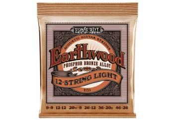 Ernie Ball 2153 Slinky Phosphor Bronze Light Takım Tel
