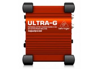 Behringer Ultra-G GI100 - Aktif DI Box