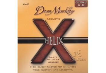 Dean Markley Helix HD Acoustic 2082 CL Takım Tel - Akustik Gitar Teli 012-053
