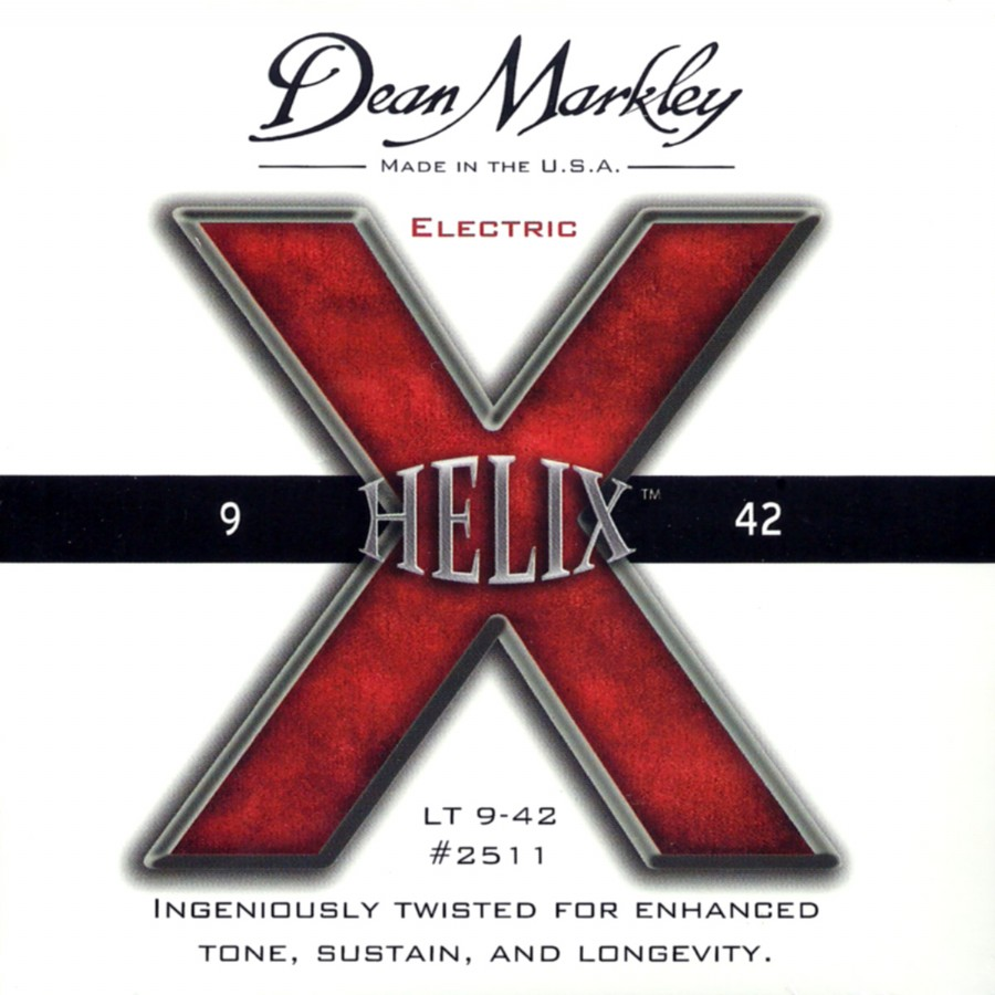 Dean Markley Helix HD NPS Electric 2511 LT