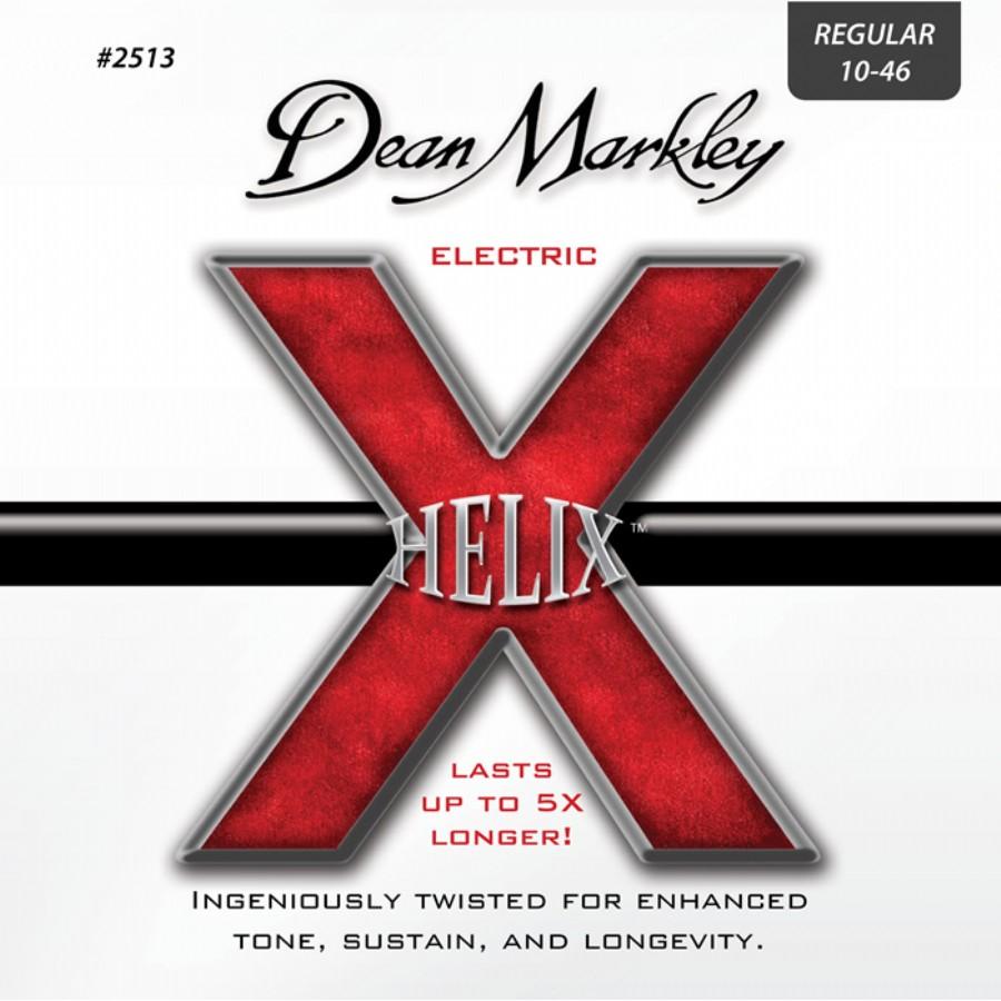 Dean Markley Helix HD NPS Electric 2513 REG